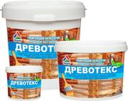 Тонирующий защитно-декоративный антисептик для древесины «Древотекс»